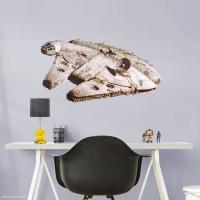 Gallery Image of Millennium Falcon Decal