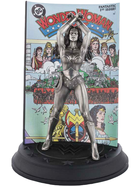 Royal Selangor Wonder Woman #1 Limited Edition Figurine Pewter Collectible