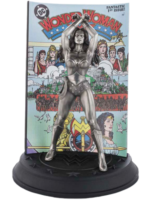 Wonder Woman #1 Limited Edition Figurine Pewter Collectible