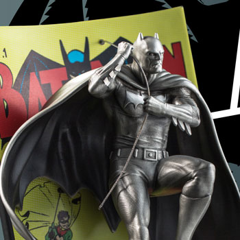 Batman #1 Limited Edition Figurine Pewter Collectible