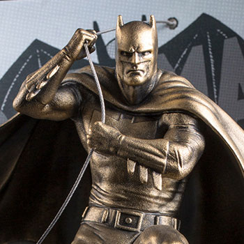 Batman #1 (Gilt) Figurine Pewter Collectible