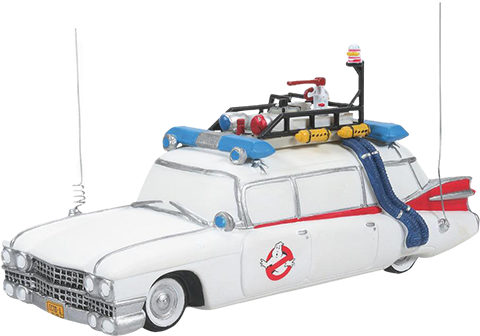 Department 56 Ghostbusters Ecto-1 Figurine