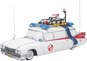 Ghostbusters Ecto-1 Figurine