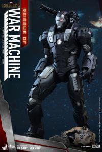 Gallery Image of War Machine Sixth Scale Figure