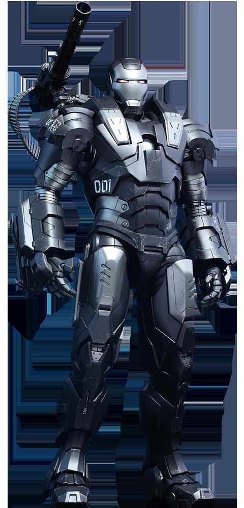 Hot Toys War Machine Sixth Scale Figure