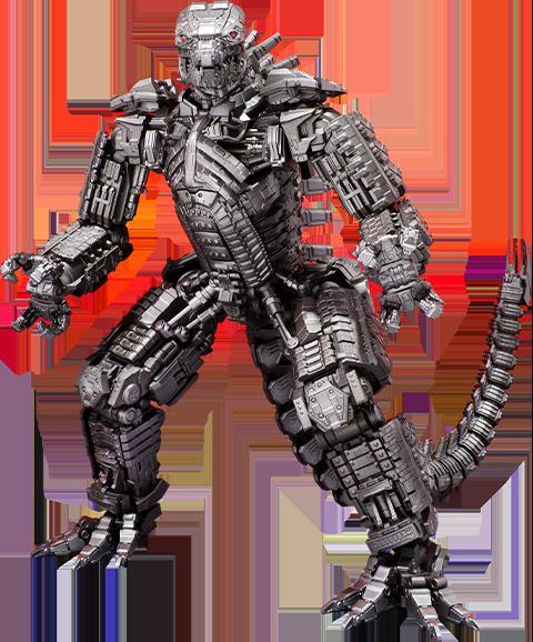 Bandai Mechagodzilla Collectible Figure