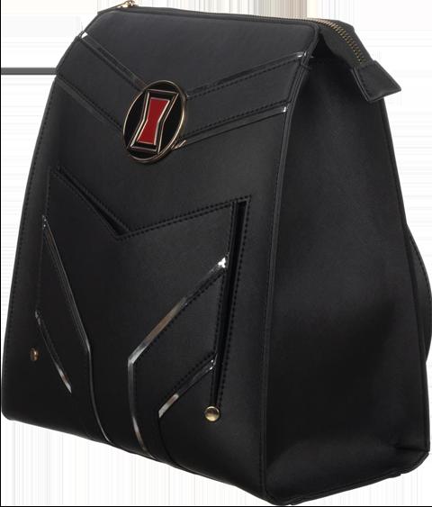 Bioworld Black Widow Slim Mini Backpack Apparel