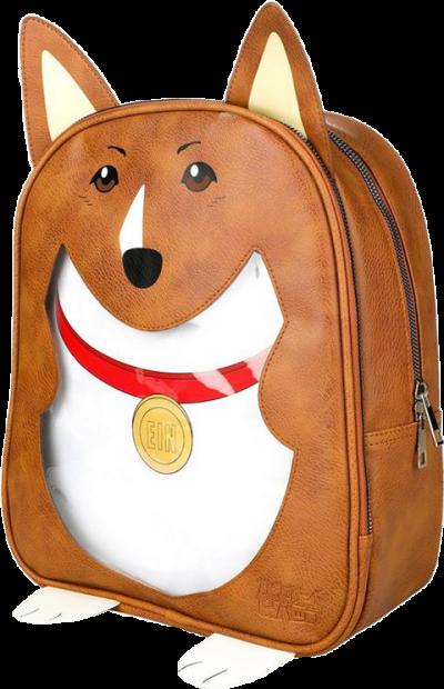Cowboy Bebop Ein Corgi Mini Backpack Apparel