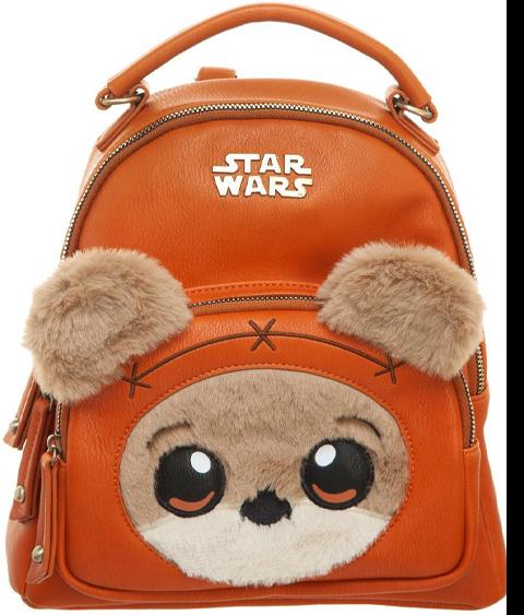 Bioworld Ewok Mini Backpack Apparel