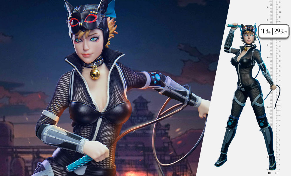 Gallery Feature Image of Catwoman (Deluxe Version) Sixth Scale Figure - Click to open image gallery
