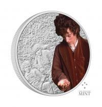 Gallery Image of Frodo Baggins 1oz Silver Coin Silver Collectible