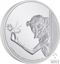 Gallery Image of Dobby the House Elf 1oz Silver Coin Silver Collectible