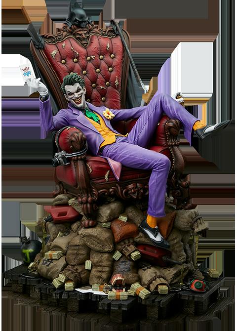 Tweeterhead The Joker (Deluxe) Maquette