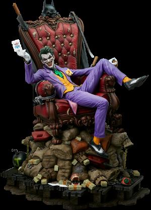 The Joker (Deluxe) Maquette