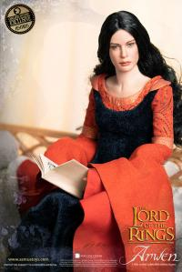 Gallery Image of Arwen in Death Frock Sixth Scale Figure