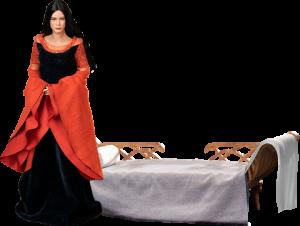 Arwen in Death Frock Sixth Scale Figure