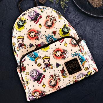 Disney Villain Tattoo Mini Backpack Apparel