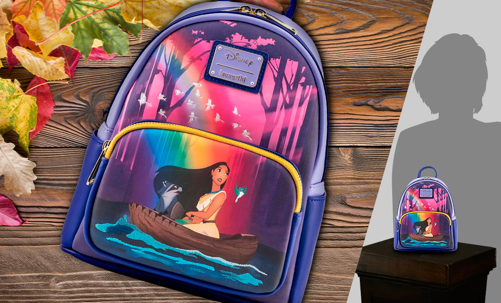 Gallery Feature Image of Pocahontas River Bend Mini Backpack Apparel - Click to open image gallery