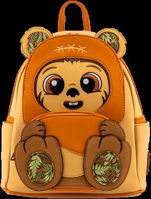 Wicket Footsie Cosplay Mini Backpack Apparel