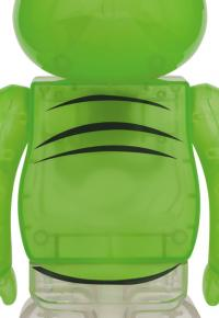 Gallery Image of Be@rbrick Slimer (Green Ghost) 1000% Bearbrick