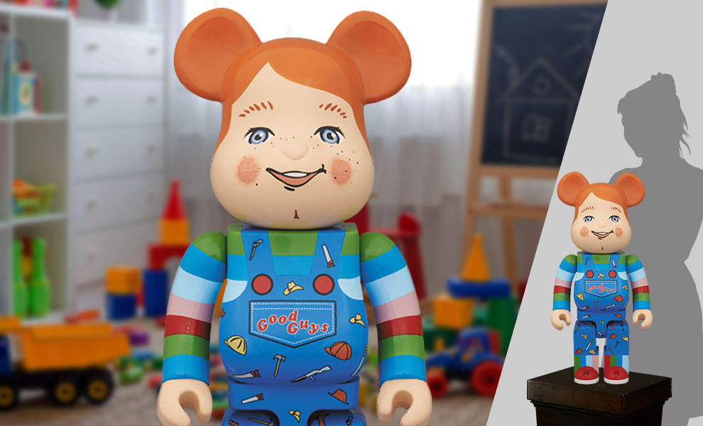 Gallery Feature Image of Be@rbrick Good Guy 1000% Bearbrick - Click to open image gallery