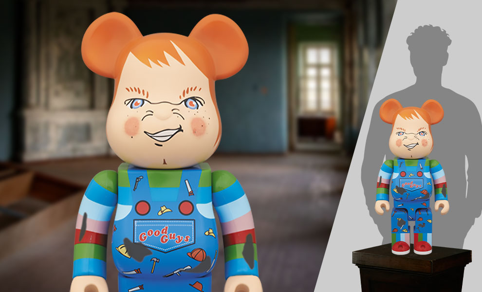 Gallery Feature Image of Be@rbrick Chucky 1000% Bearbrick - Click to open image gallery