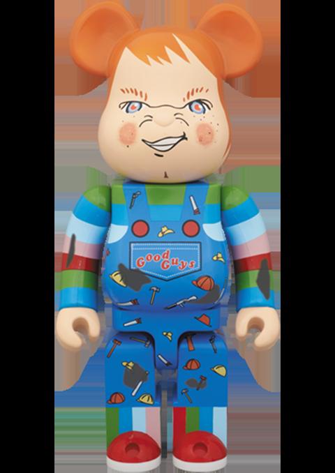 Medicom Toy Be@rbrick Chucky 1000% Bearbrick