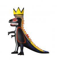 Gallery Image of Jean-Michel Basquiat's Dinosaur Vinyl Collectible