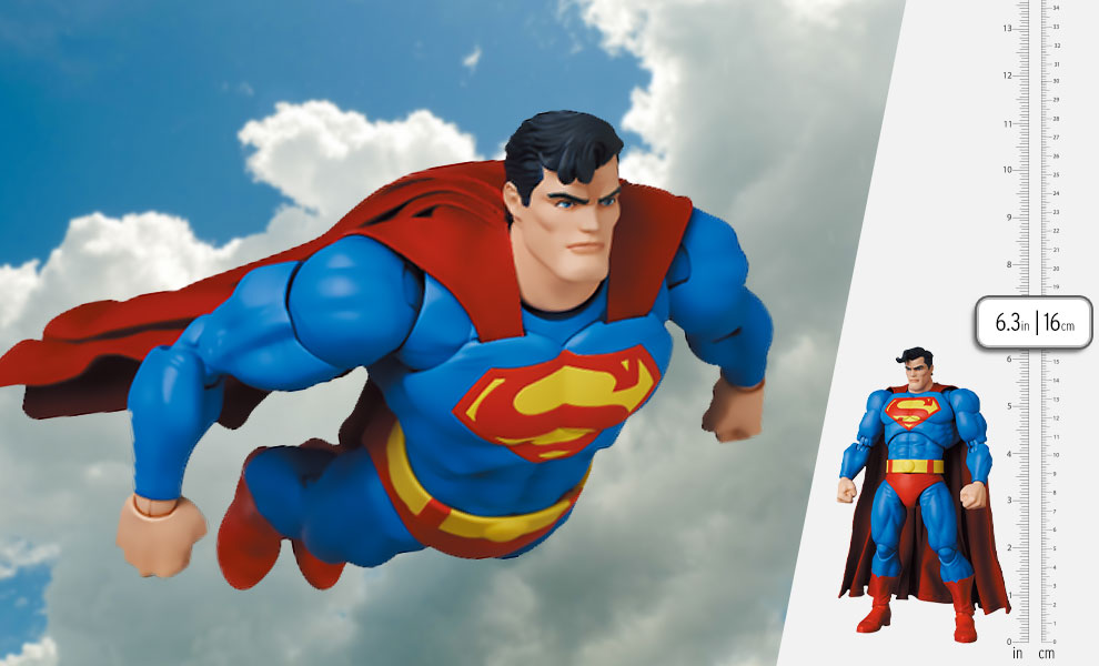 Gallery Feature Image of Superman (The Dark Knight Returns) Collectible Figure - Click to open image gallery