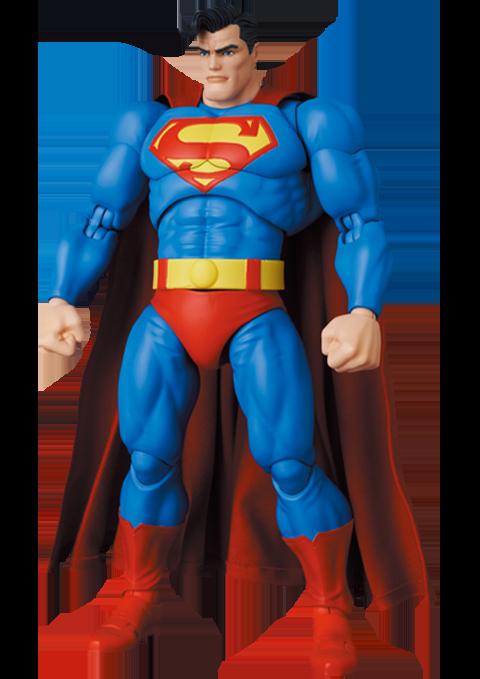 Medicom Toy Superman (The Dark Knight Returns) Collectible Figure
