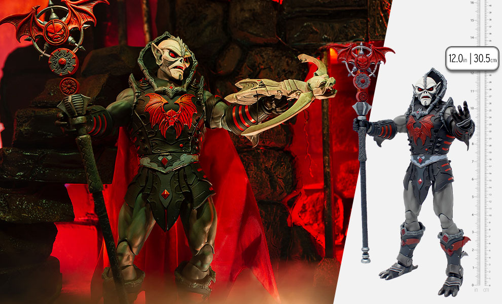 Gallery Feature Image of Hordak Sixth Scale Figure - Click to open image gallery