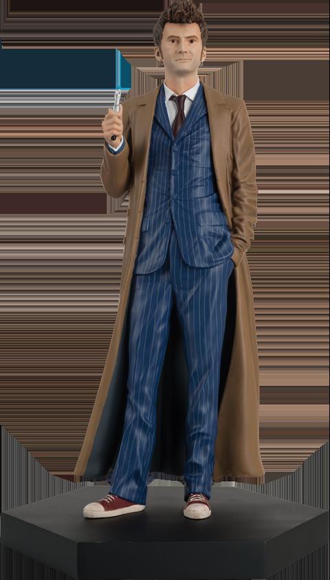 Eaglemoss The Tenth Doctor (David Tennant) Figurine