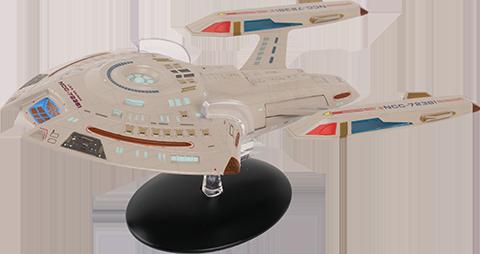 Eaglemoss USS Equinox NCC-72381 (XL) Model