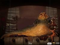 Gallery Image of Jabba the Hutt Deluxe 1:10 Scale Statue