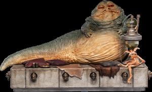 Jabba the Hutt Deluxe 1:10 Scale Statue