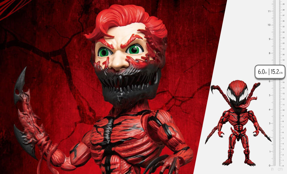 Gallery Feature Image of Carnage Action Figure - Click to open image gallery