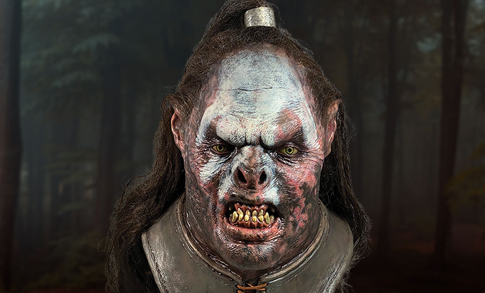 Gallery Feature Image of Lurtz Mask Prop Replica - Click to open image gallery