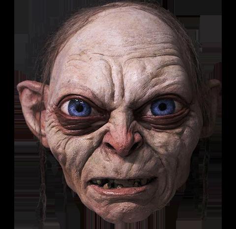Trick or Treat Studios Gollum Mask Prop Replica