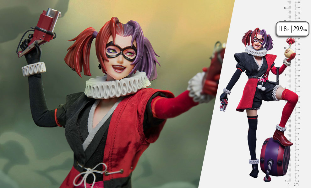 Gallery Feature Image of Harley Quinn (Deluxe Version) Sixth Scale Figure - Click to open image gallery
