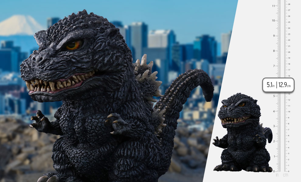 Gallery Feature Image of Godzilla (1989) Collectible Figure - Click to open image gallery