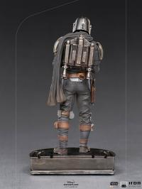 Gallery Image of The Mandalorian and Grogu 1:10 Scale Statue
