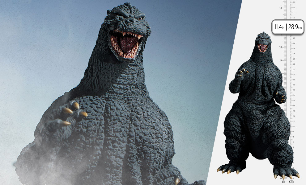 Gallery Feature Image of Godzilla (1991) The Fierce Battle of Abashiri Collectible Figure - Click to open image gallery