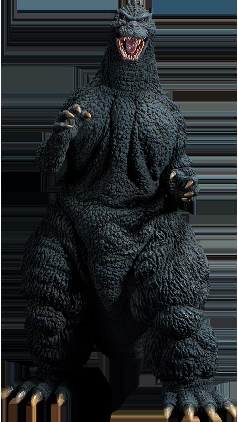 X-Plus Godzilla (1991) The Fierce Battle of Abashiri Collectible Figure