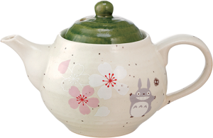 My Neighbor Totoro Sakura (Cherry Blossom) Teapot Kitchenware