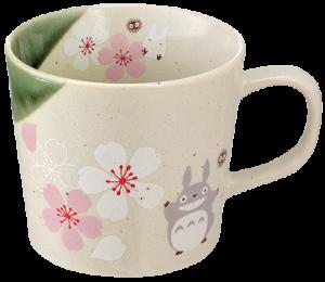 My Neighbor Totoro Sakura (Cherry Blossom) Mug Kitchenware