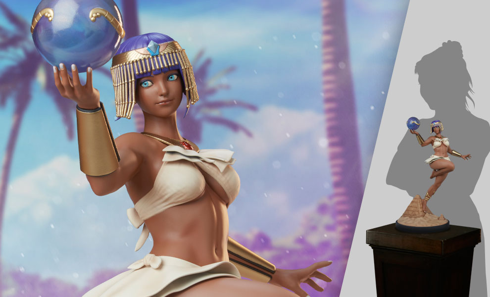 Gallery Feature Image of Menat Statue - Click to open image gallery