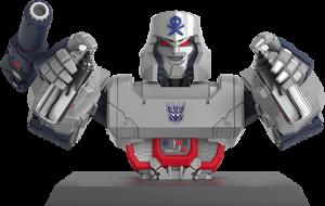 Transformers X Quiccs: Megatron Bust