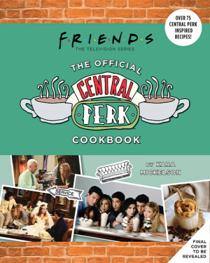 Friends: The Official Central Perk Cookbook Collectible Set