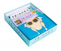 Gallery Image of Friends: The Official Cookbook Gift Set Collectible Set