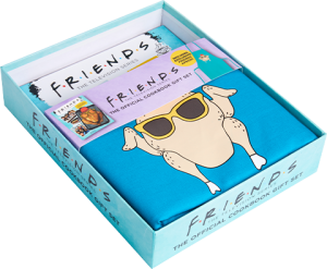 Friends: The Official Cookbook Gift Set Collectible Set